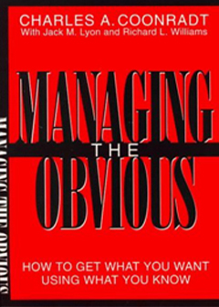 Managing The Obvious